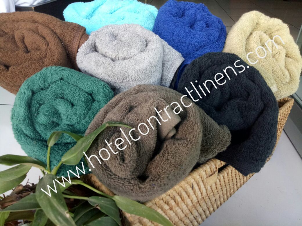 Bath Towel Color
